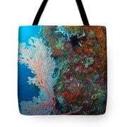 Sea Fan Tote Bag