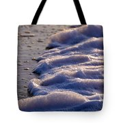 Sea Foam Tote Bag