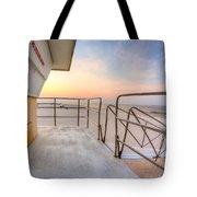 Sea For Miles Tote Bag