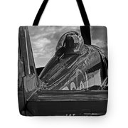 Sea Fury Reflections Tote Bag