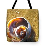 Sea Geometry Tote Bag