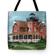 Sea Girt Lighthouse Tote Bag