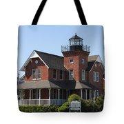 Sea Girt Lighthouse - N J Tote Bag