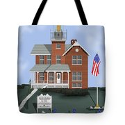 Sea Girt New Jersey Tote Bag