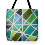 Sea Glass Revisited Tote Bag