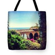 Sea Glimpse Tote Bag