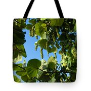 Sea Grapes In Summer Tote Bag