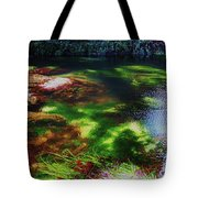 Sea Grass Tote Bag