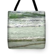 Sea Green Tote Bag