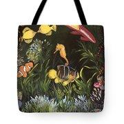 Sea Harmony Tote Bag