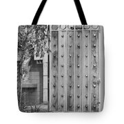Sea Horse Gate Tote Bag