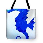 Sea Horse Love 44 Tote Bag