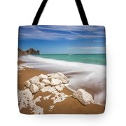 Sea In Motion Tote Bag