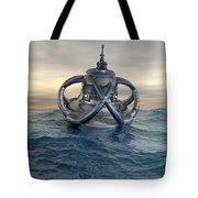 Sea Lab Tote Bag
