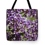 Sea Lavender Tote Bag