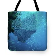 Sea Life- An Answer Of Peace Tote Bag