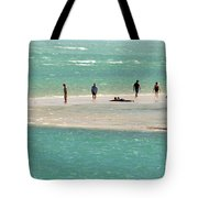 Sea Life Salt Life Key West Style  Tote Bag
