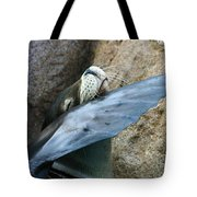 Sea Lion Itch Tote Bag
