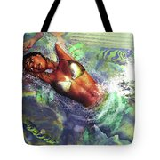 Sea Lioness Tote Bag by Baroquen Krafts