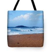 Sea Meets Beach Tote Bag