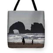 Sea Monster Only Eats Kelp Tote Bag