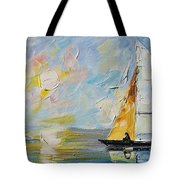 Sea Morning New Original Tote Bag
