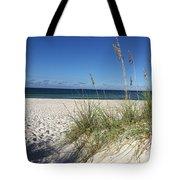 Sea Oats At The Beach Tote Bag