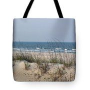 Sea Oats By The Ocean Tote Bag