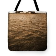 Sea Of Liberty Tote Bag