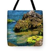 Sea Of Marmara Seashore Tote Bag