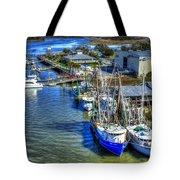 Sea Ray Of Savannah  Tote Bag