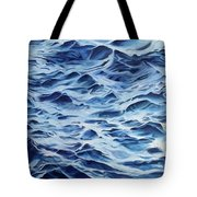 Sea Rhythms Tote Bag