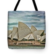 Sea Shell Opera Tote Bag