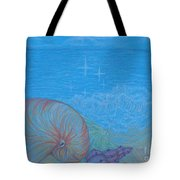 Sea Shore Tote Bag