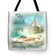 Sea Side-jp2734 Tote Bag