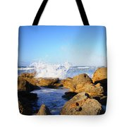 Sea Splash Tote Bag