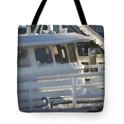 Sea Spray Ice Tote Bag