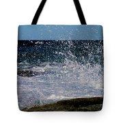 Sea Spray Tote Bag