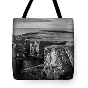 Sea Stacks, Yesnaby, Orkney, Scotland Tote Bag