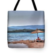 Sea Sun Beach Tote Bag