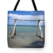 Sea Swing Tote Bag