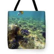 Sea Turtle #1 Tote Bag