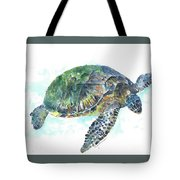 Sea Turtle #20 Tote Bag