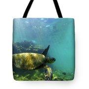 Sea Turtle #5 Tote Bag