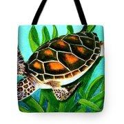 Sea Turtle Honu #352 Tote Bag