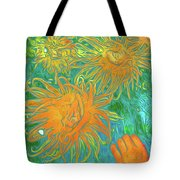Sea Urchin 10 Tote Bag