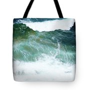 Sea Veins Tote Bag