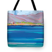 Sea View Galaxidhi Tote Bag