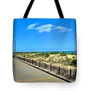 Sea Walk Tote Bag