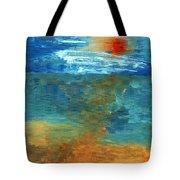 Sea Was Tote Bag